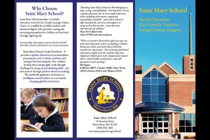 St. Mary's Brochure